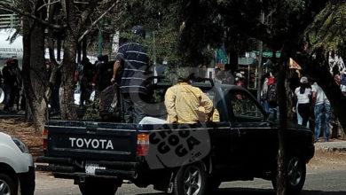 Photo of #Morelia Inicia Semana Con Manifestación De Normalistas Exigiendo Pago De Becas