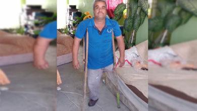 Photo of Zapatero Moreliano Con Discapacidad Pide Le Den Chamba Arreglando Calzados