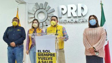 Photo of PRD Michoacán Respalda Decisión INE: Que AMLO No Opine En Proceso Electoral