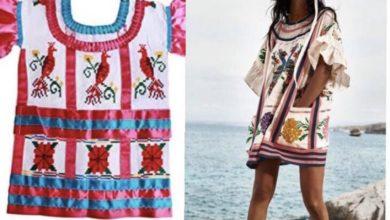 Photo of Otra Vez… Marca Internacional Plagia Diseños De Comunidad Indígena Oaxaqueña