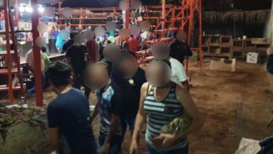 Photo of #Michoacán Otraa! Polis Dispersan Pelea De Gallos Por Riesgo A COVID