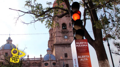 Photo of #Michoacán Continúa En Semáforo Naranja De Riesgo COVID