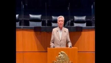 Photo of #Michoacán Cristóbal Arias Solicitó Licencia Al Senado Para Ir Por La Gubernatura