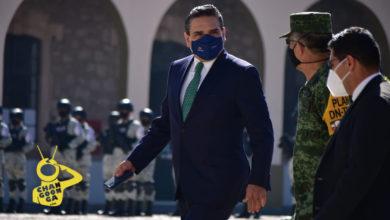 Photo of Llega A Michoacán Nuevo Coordinador De La GN: Vengo A Echarle Los Kilos