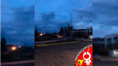Photo of #Denúnciamesta De Ciudad Industrial a Ciudad Salud no hay alumbrado