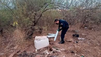 Photo of Encuentran Abandonados Tanques De Oxígeno Robados De Clínica IMSS En Sonora