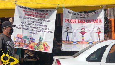 Photo of #Morelia Tianguis Se Ponen Pilas Y Aplican Medidas VS COVID-19; Reportan Baja Afluencia