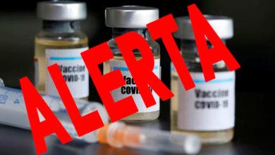 Photo of ¡Atención! Alertan De Estafas Supuestas Ventas De Vacuna Anticovid En Internet