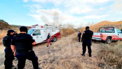 Photo of #Michoacán Rescatan A Mujer Que Cayó Desde Un Cerro; Tiene Una Fractura