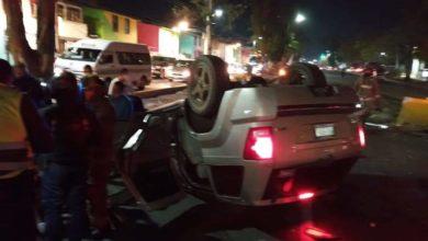 Photo of #Morelia Protección Civil Atiende Accidente Aparatoso Sobre La Madero Poniente