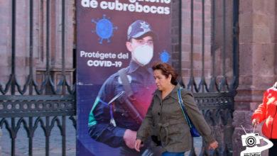 Photo of #Michoacán Aprobado: LEY Del Cubrebocas Obligatorio Aplicará Multas Y Arresto Domiciliario