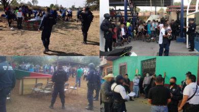 Photo of #Michoacán Sigue Sin Entender: Desactivan 2 Peleas De Gallos, Dos Partidos Y Una Party