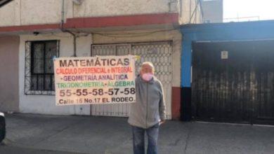 Photo of Pasa En México: Abuelito Que Ofrecía Clases En Las Calles Ya Tiene Alumnos