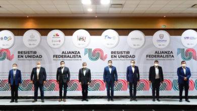 """Photo of Gober Rebeldes Le """"Tomarán La Palabra"""" A AMLO Y Buscarán Comprar Vacunas"""