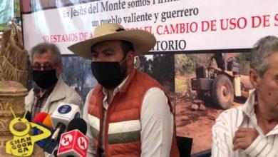 Photo of #Morelia Denuncian Ecocidio En Chuy Del Monte Por Nuevo Fraccionamiento