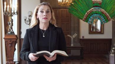 Photo of La No Primera Dama Critica A Austria Por No Devolver Penacho De Moctezuma