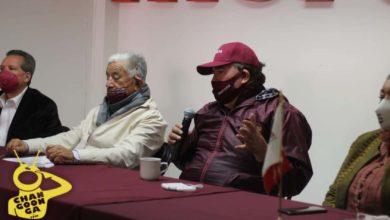 Photo of MORENA Michoacán Insistirá En Disuadir Alianza Con PT Porque Les Perjudica