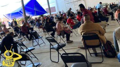 Photo of #Morelia En PLENA Pandemia Se Reúnen +200 Militantes De MORENA