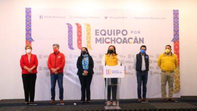 Photo of Equipo Por Michoacán Construirá En Beneficio De Los Ciudadanos: PRD