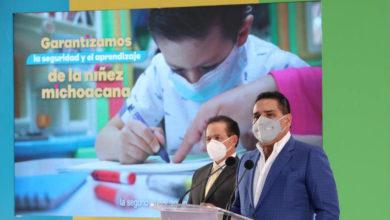 Photo of Rescatará Michoacán Programa De Estancias Infantiles: Silvano