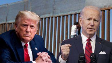 Photo of Trum Se Va De La Casa Blanca; Biden Promete Cancelar El Muro En Su Primer Día Como Presi
