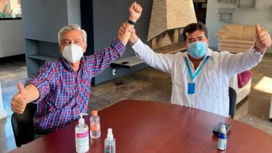 Photo of #Michoacán Cristóbal Se Reúne Con Dirigente Nacional De Nuevo Partido