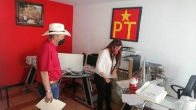 Photo of #Morelia Renuncia Diputado Salvador Arvizu Al Partido Del Trabajo