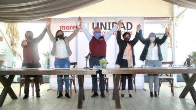 Photo of Se Fortalece Unidad De Morena En Morelia; Diputadas Federales Apoyan A Alfredo Ramírez