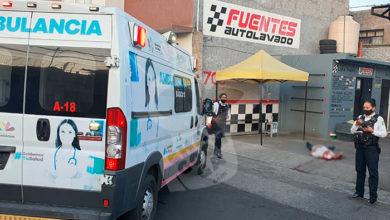 Photo of #Morelia A Balazos Asesinan A Hombre En Autolavado