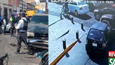 Photo of #Morelia Difunden Video Que Capta Brutal Atropellamiento De Parte De Conductor Ebrio