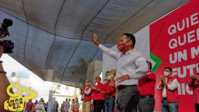 Photo of No Voy a Permitir Que Michoacán Se Desmorone, Como Se Desmoronó La Capital: Herrera Tello