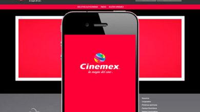 Photo of Cinemex Desactiva Su Página Web Y Aplicación Móvil