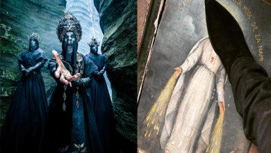 Photo of Demandan A Vocalista De Banda Black Metal Por Pisotear Imagen De La Virgen María