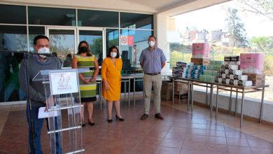 Photo of #Morelia Empresa Mexicana Dona Productos De Higiene A DIF Morelia