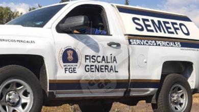 Photo of #Michoacán Agentes De FGE Sorprenden A Sujetos Tirando Cadáver, Se Enfrentan Y Dos Mueren