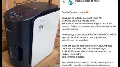 Photo of #Morelia Fundación Pone La Micha Para Comprar Concentradores De Oxígeno