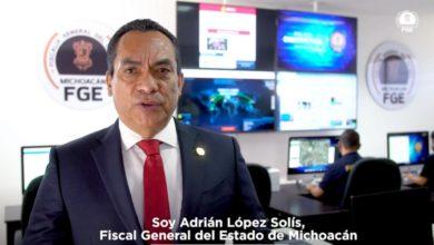 Photo of #Michoacán Fiscal Presentó 2do Informe De Actividades De Manera Virtual
