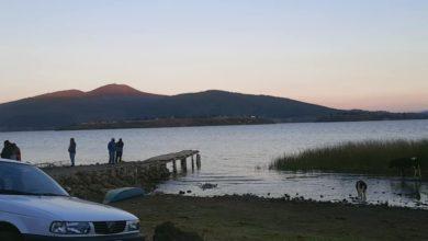 Photo of Otro Día Sin Encontrar A Padre E Hija Que Cayeron Al Lago De Pátzcuaro