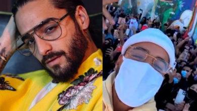 Photo of Maluma Organiza Evento Con Fans Y Le Cae La Poli Para Cancelarlo