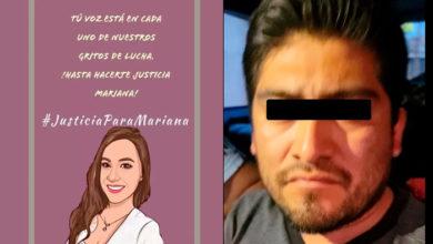 Photo of Médico Acusado De Violar A La Doctora Mariana Se Entregó A Las Autoridades