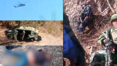 Photo of Les Dejan Caer Ataque Aéreo A Narcos En Frontera Michoacán – Jalisco