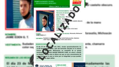 Photo of Hasta Chiapas Encuentran A Chavito Michoacano Desaparecido En Maravatío