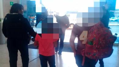 Photo of #Morelia Polis Aseguran A 5 Chavitos Que Viajaban Con 2 Desconocidos A Guadalajara
