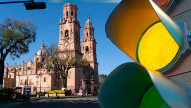 Photo of #Michoacán Tendrá Semáforo COVID-19 En Amarillo Desde Este Lunes