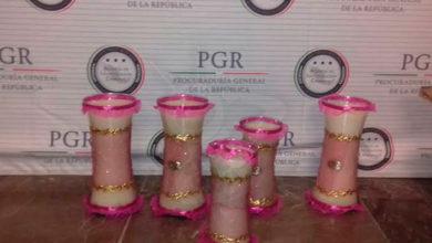 Photo of #Morelia Aseguran 2 Millones De Pesos En Drogas Escondidas en Veladoras; Iban Pa EU