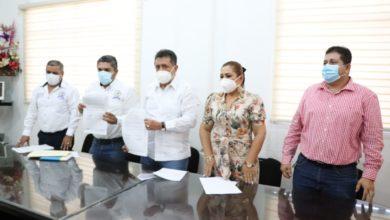 Photo of #Apatzingán Gobierno Y Suesma Acuerdan Aumento Del 5% En Salario De Trabajadores