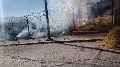 Photo of #Morelia Se Incendia Deshuesadero En La Salida A Quiroga