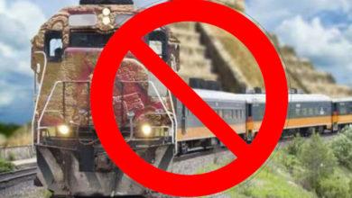 Photo of Se Las Paran: Suspenden Definitivamente Obras Del Tren Maya En 3 Municipios