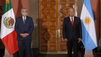 Photo of Presidente De Argentina Asegura Que Por Fin México Tiene Al Gobierno Que Merece