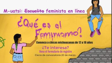 Photo of Crean Escuelita Feminista Para Chavitas Michoacanas